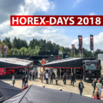 HOREX-Days as a milestone